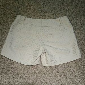 The Limited Shorts - The Limited patterned shorts